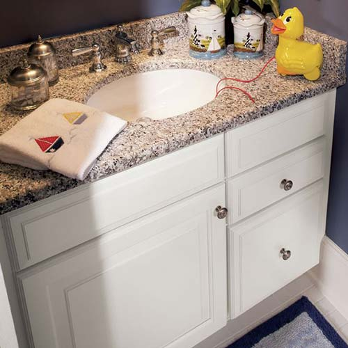 granite vanity bathroom upgrades