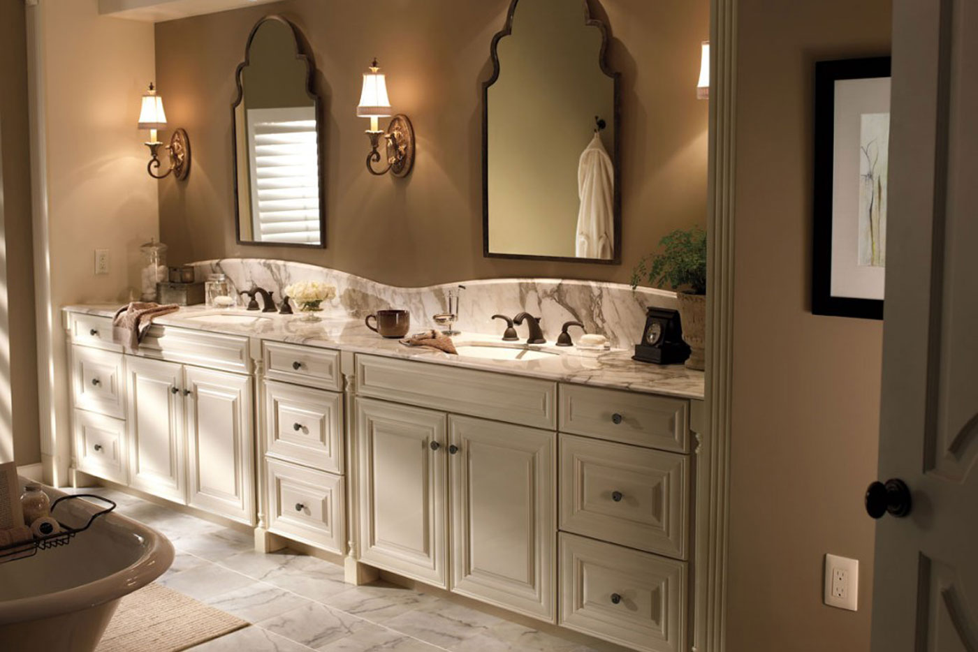 Bathroom Granite Sinks