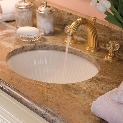 brass granite vanity bowl design