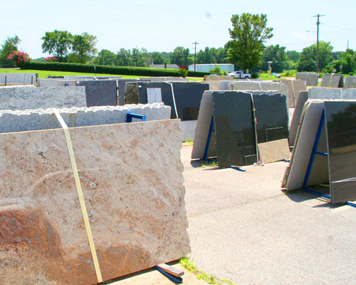 Largest Granite Selection