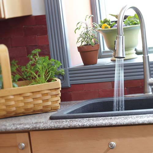 custom stainless steel faucet